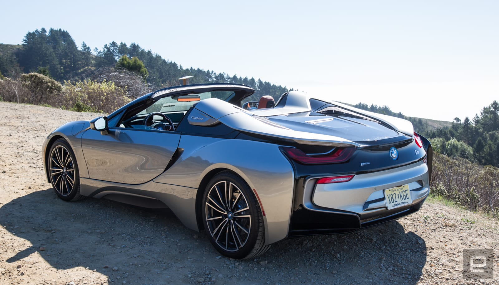 Bmw S I8 Roadster Is A Daily Driver In Supercar S Clothing