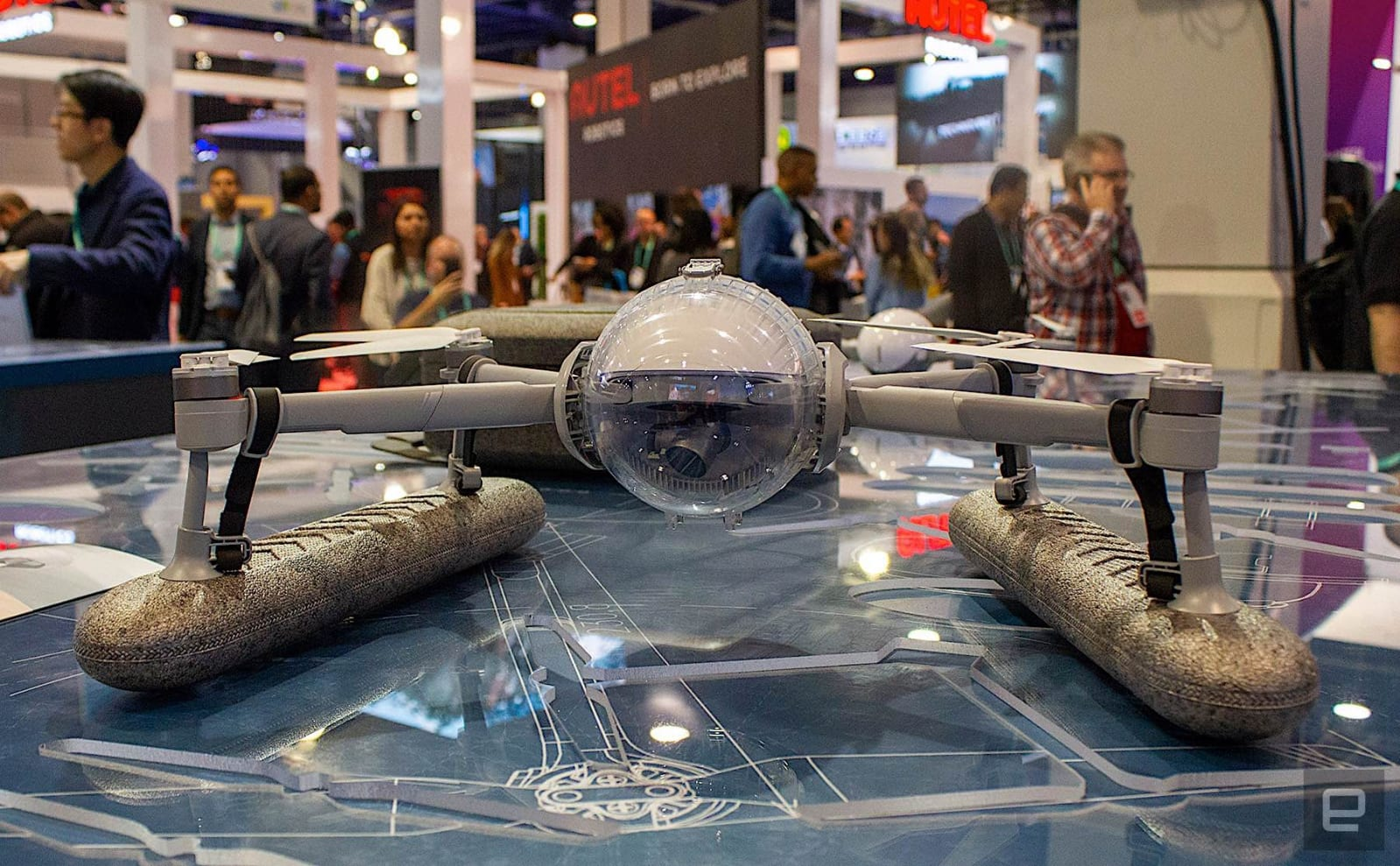 PowerEgg X drone