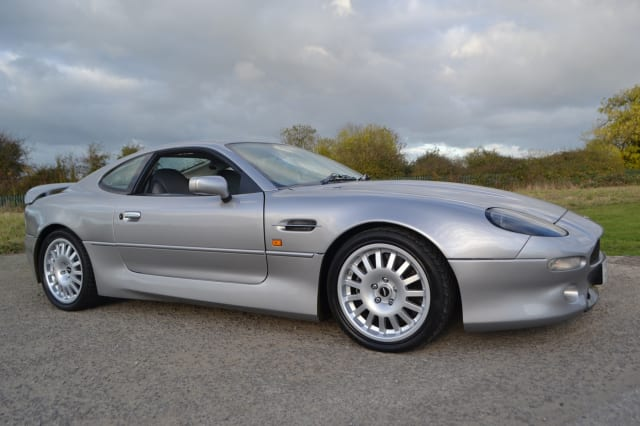 original aston martin db7 v12 prototype up for sale aol