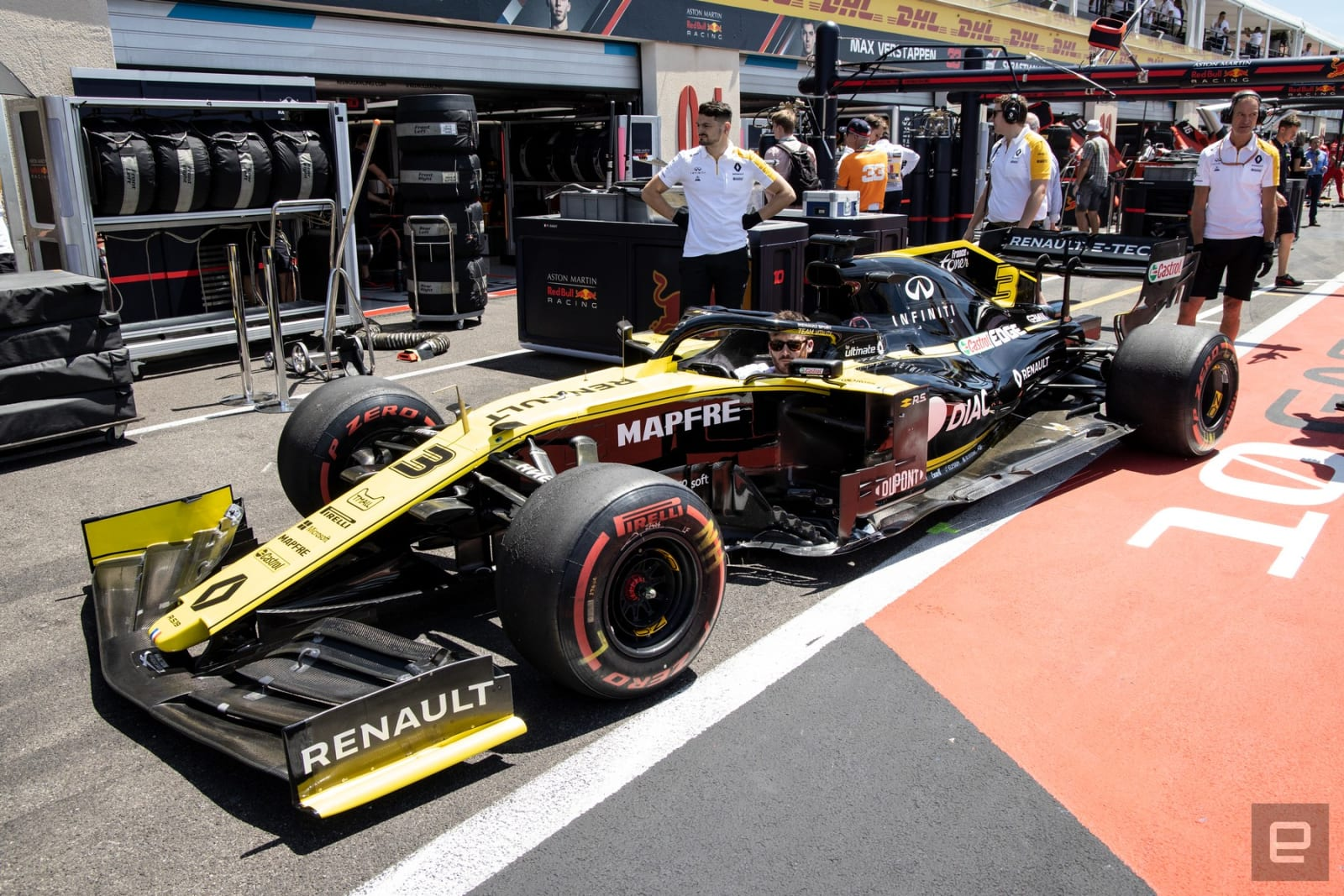 Renault Formula 1 more money more problems