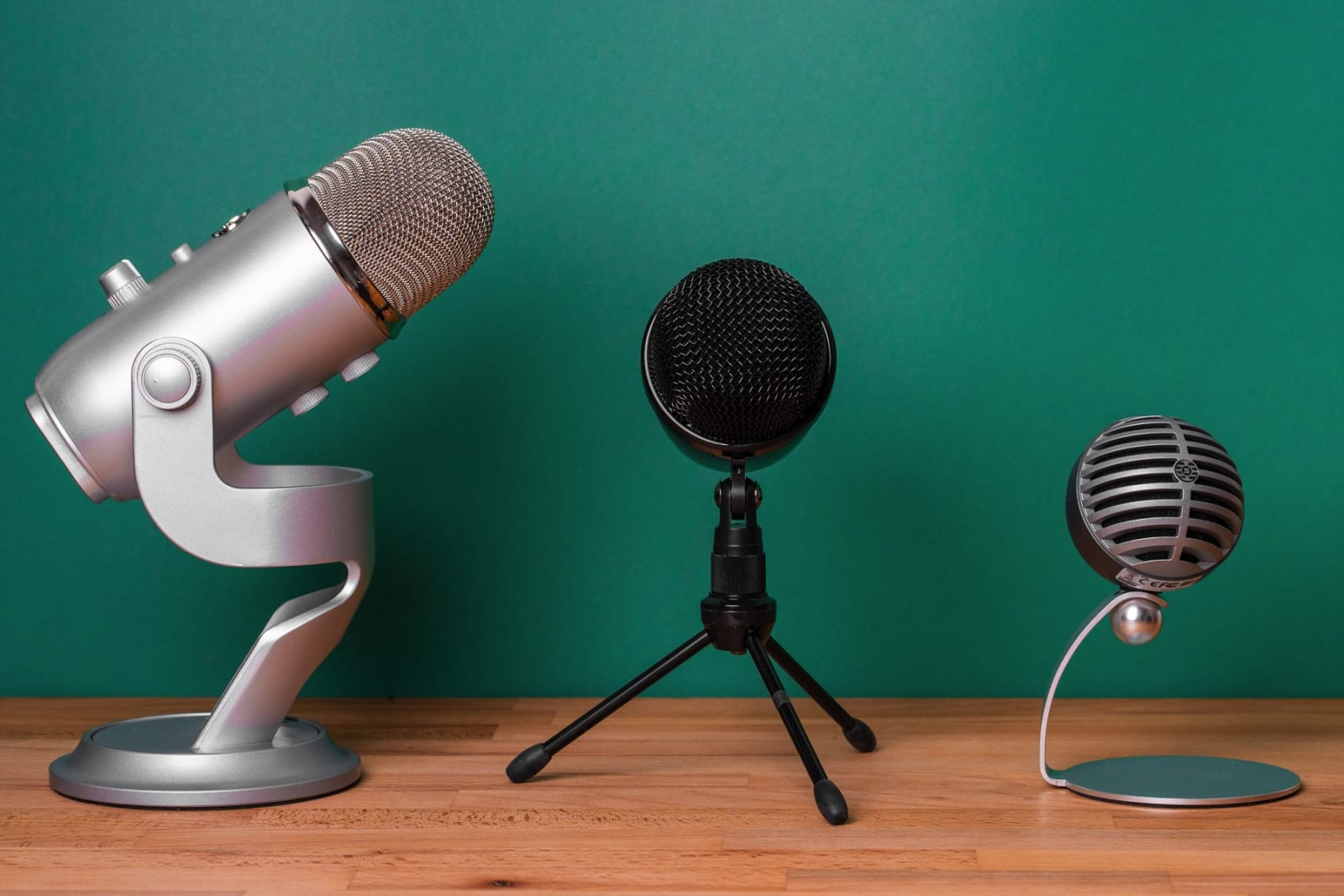 The best USB microphone