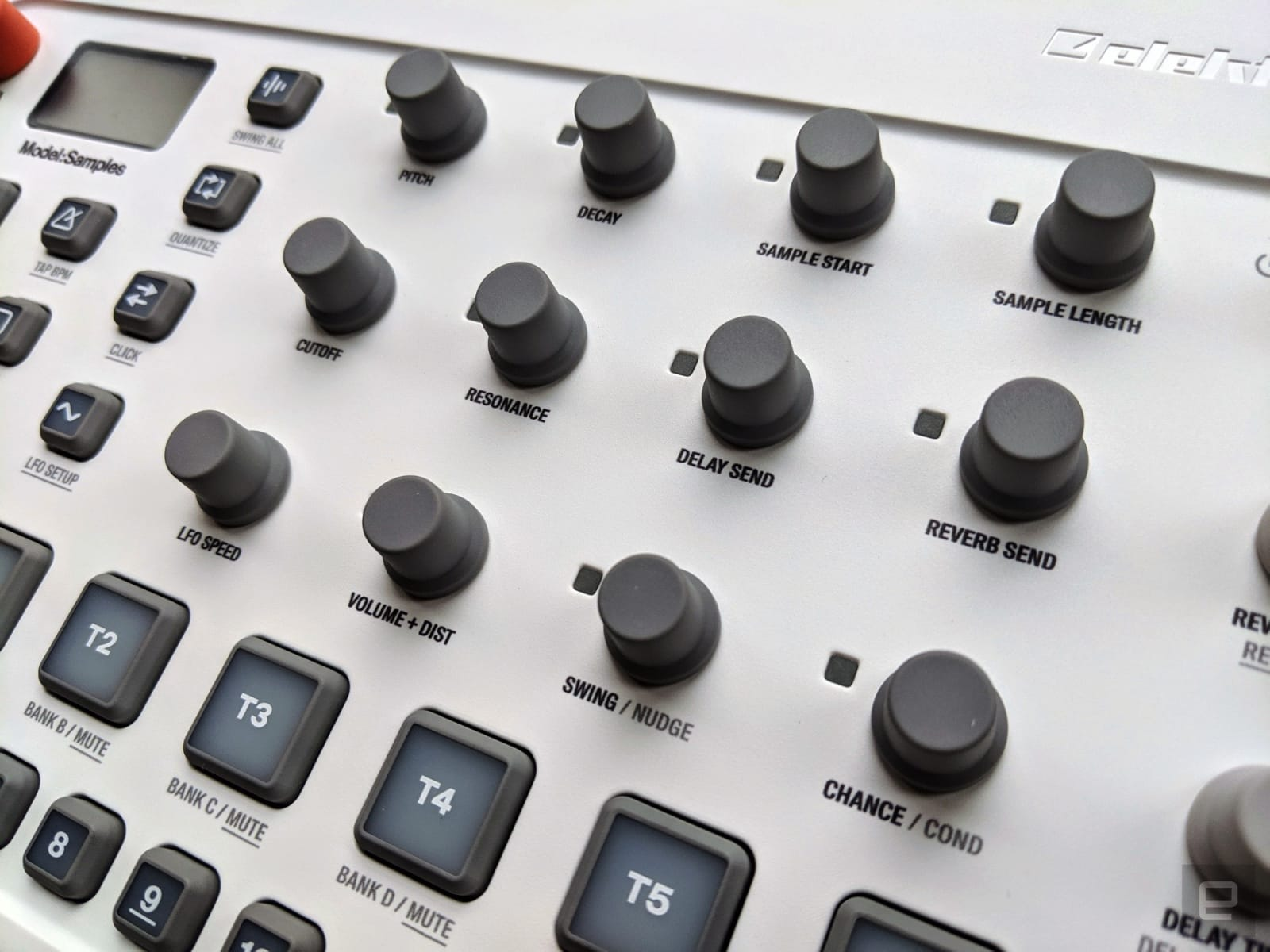 Elektron Model:Samples review: A powerful groovebox for