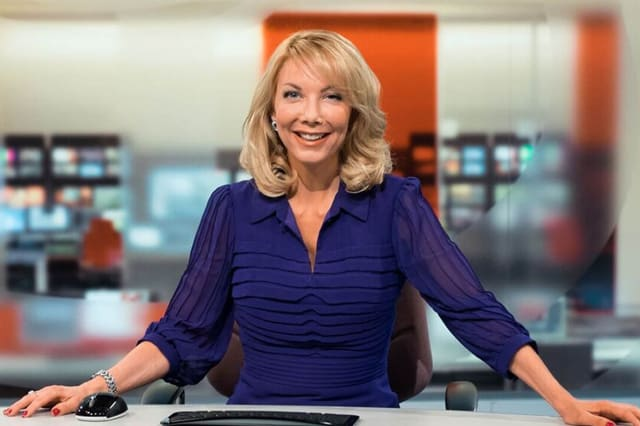 BBC presenter 'afraid to go out alone' during stalking ordeal