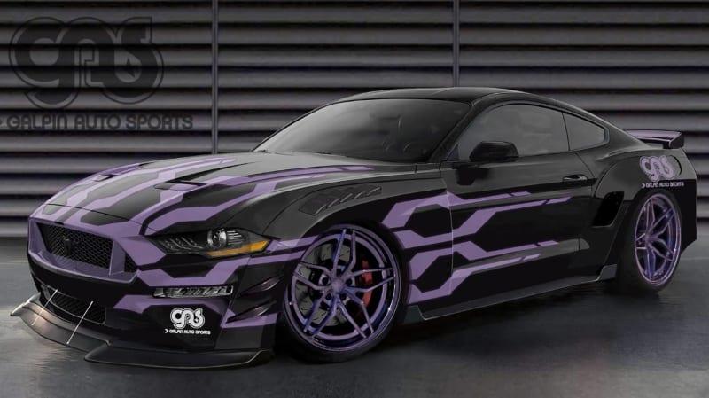 Galpin Motorsports Ford Mustang