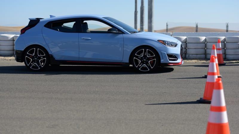 2019 Hyundai Veloster N American road test review - Tech A Peek