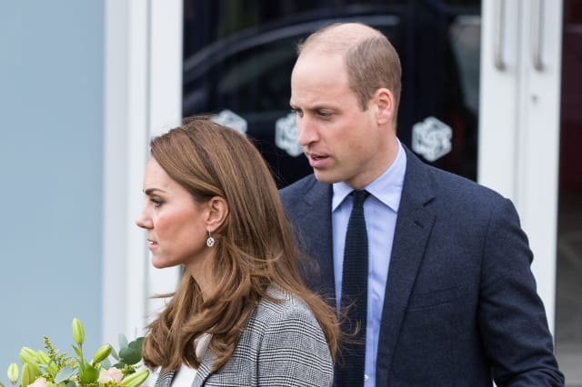 William, Duke of Cambridge and Catherine, Duchess of...