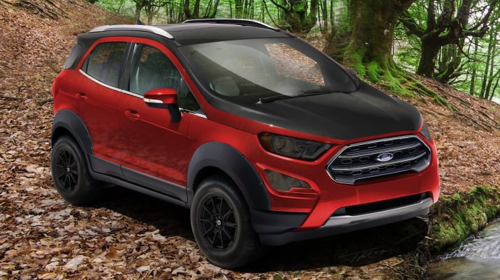 Ford EcoSport by Vaccar