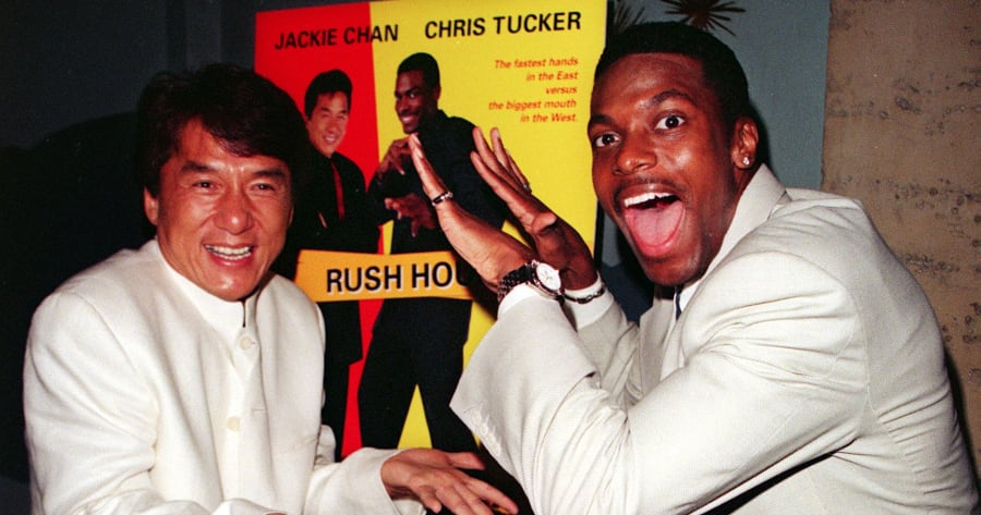 Jackie Chan Has Fans Bombarding Chris Tucker With 'Rush ...