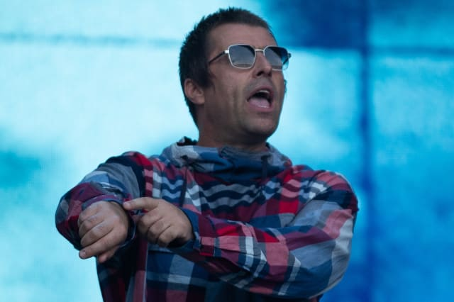 Liam Gallagher: I think Noel is having a mid-life crisis