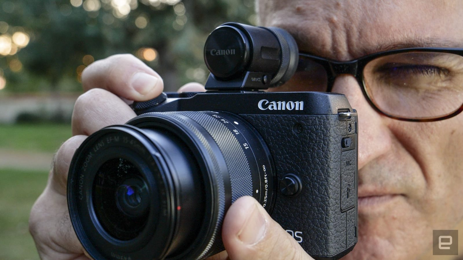 Canon EOS M6 Mark II mirrorless camera review