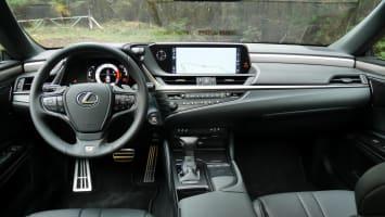 Lexus F Sport >> 2019 Lexus Es 350 Information