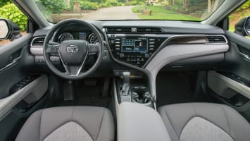 2019 Toyota Camry Information