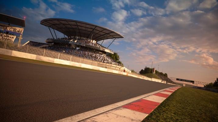 Track in Gran Turismo Sport