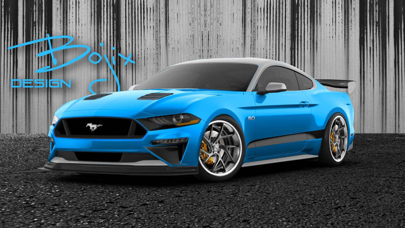 2018 SEMA Show to play host to five different modified Ford