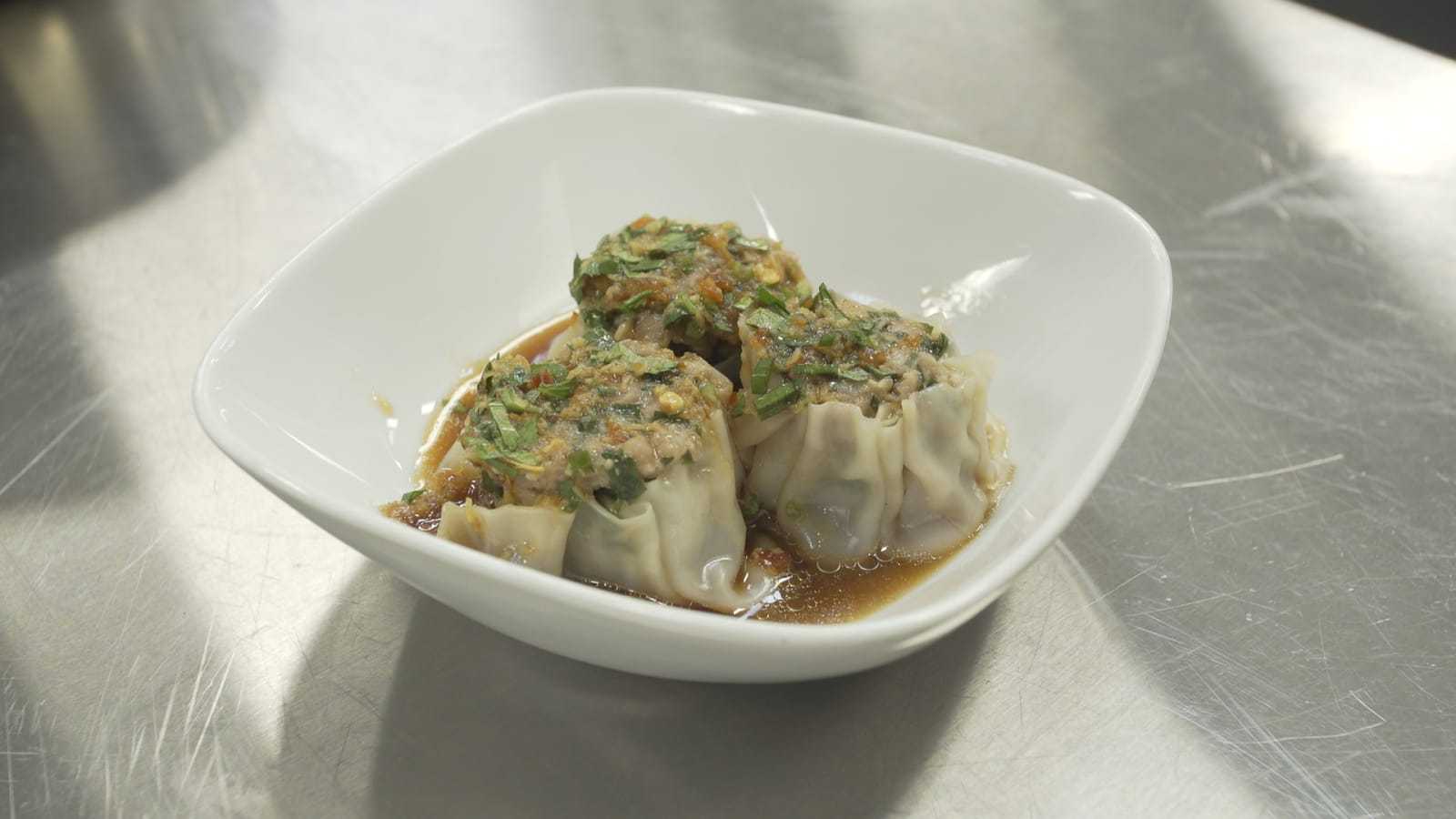 Impossible siu mai