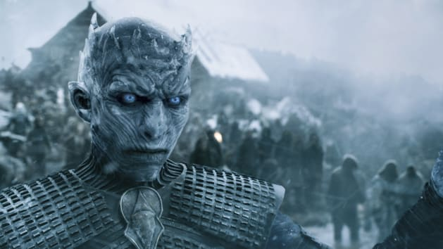 Note to Cersei: this White Walker is no