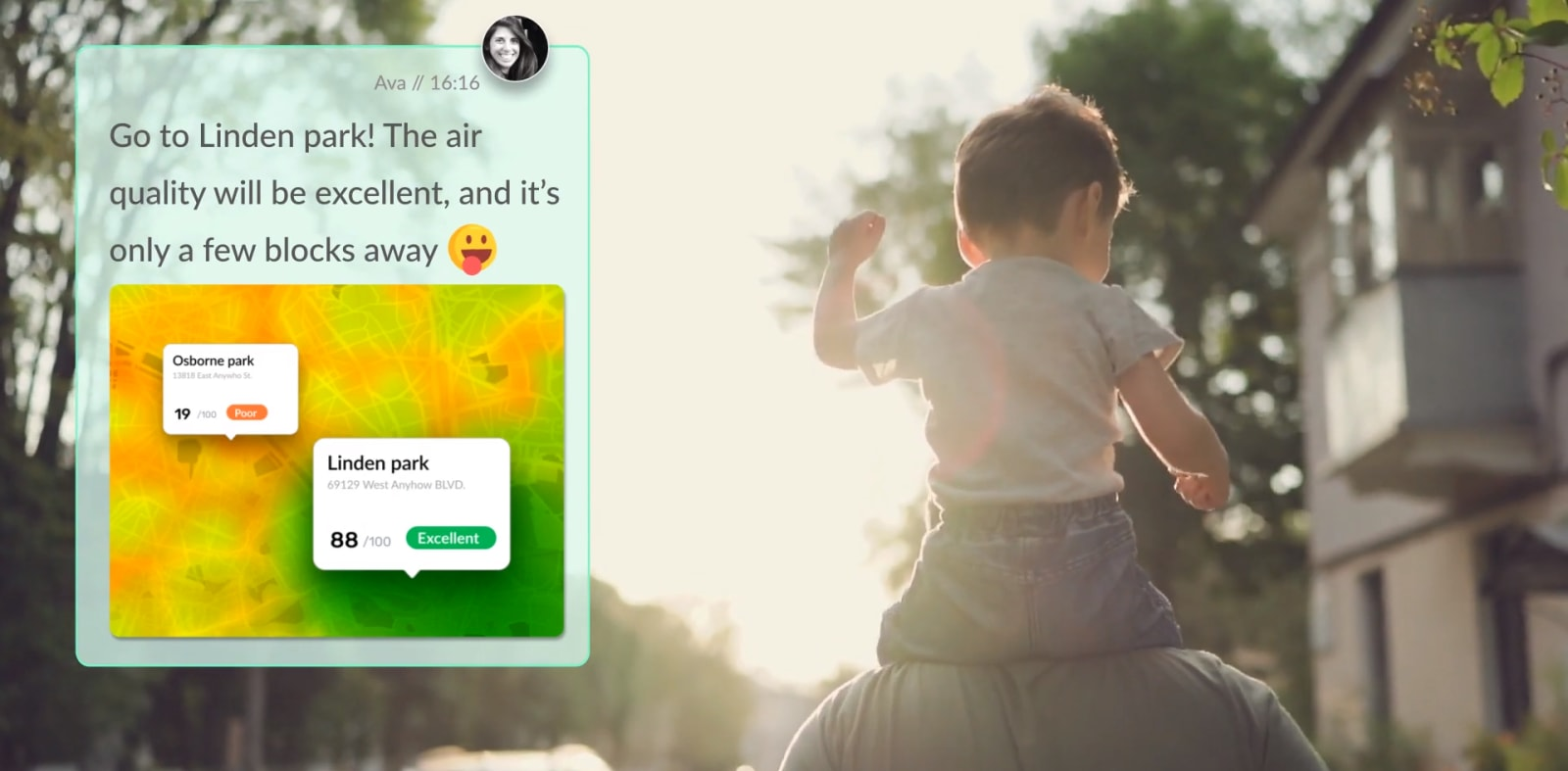 Air pollution app now doubles as a wildfire warning system