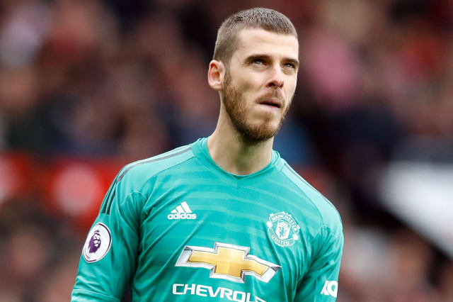 Where did it all go wrong for David De Gea?