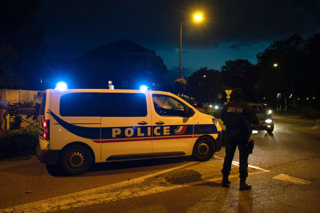 FRANCE-POLICE-ASSAULT-EDUCATION-ISLAM-MEDIA