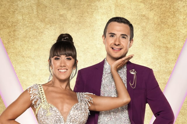 'I didn't want to end it like this' - Will Bayley in tears over Strictly exit