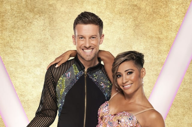 Chris Ramsey dazzles Dec with dance to PJ & Duncan hit on Strictly
