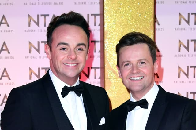 Ant and Dec 'sincerely sorry' for using blackface on Saturday Night Takeaway