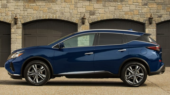 2019 Nissan Murano Platinum AWD road test review and specs | Autoblog