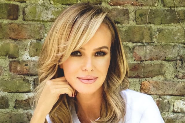 Amanda Holden describes how she almost died during childbirth