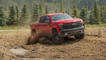 2019 Chevy Silverado Trail Boss