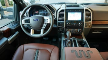 F150 King Ranch >> 2018 Ford F 150 King Ranch With Power Stroke Diesel Review