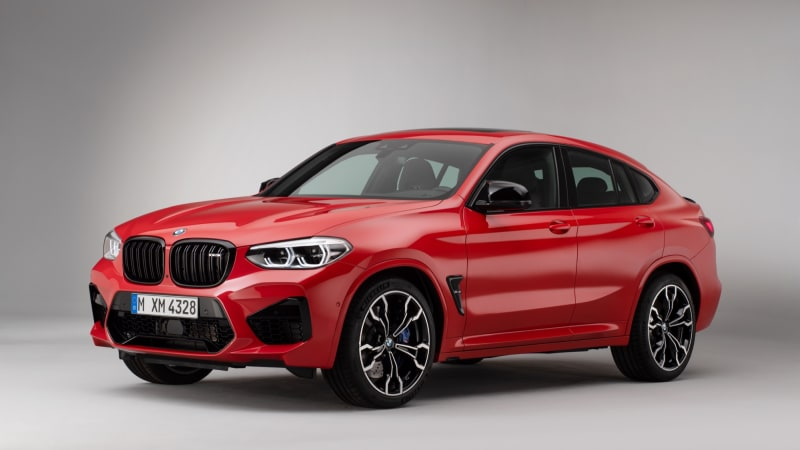 2020 BMW X3M: Performance, Appearance, Release >> Bmw X3 M And X4 M Details Specs Photos And More Autoblog