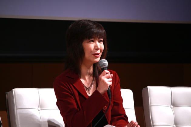 日本経済新聞社・編集局女性面編集長の佐々木玲子さん