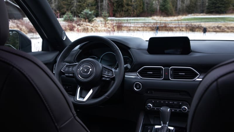 2019 Mazda CX-5 turbocharged crossover road test review and specs