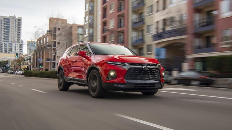 2019 Chevrolet Blazer Reviews | Price, specs, features