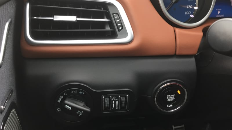 2019 Maserati Ghibli GranLusso S