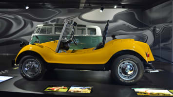 But The Meb Based Buggy Concept Does Share A Fundamental Feature With Its Air Cooled Predecessor Modularity It S Built On Flexible Bones Developed
