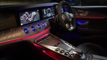 2020 Mercedes-AMG GT 63 S Sedan