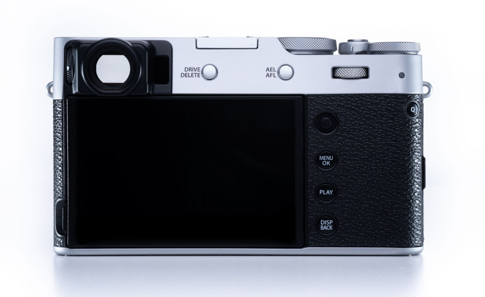 Fujifilm X100V compact fixed-lens APS-C camera