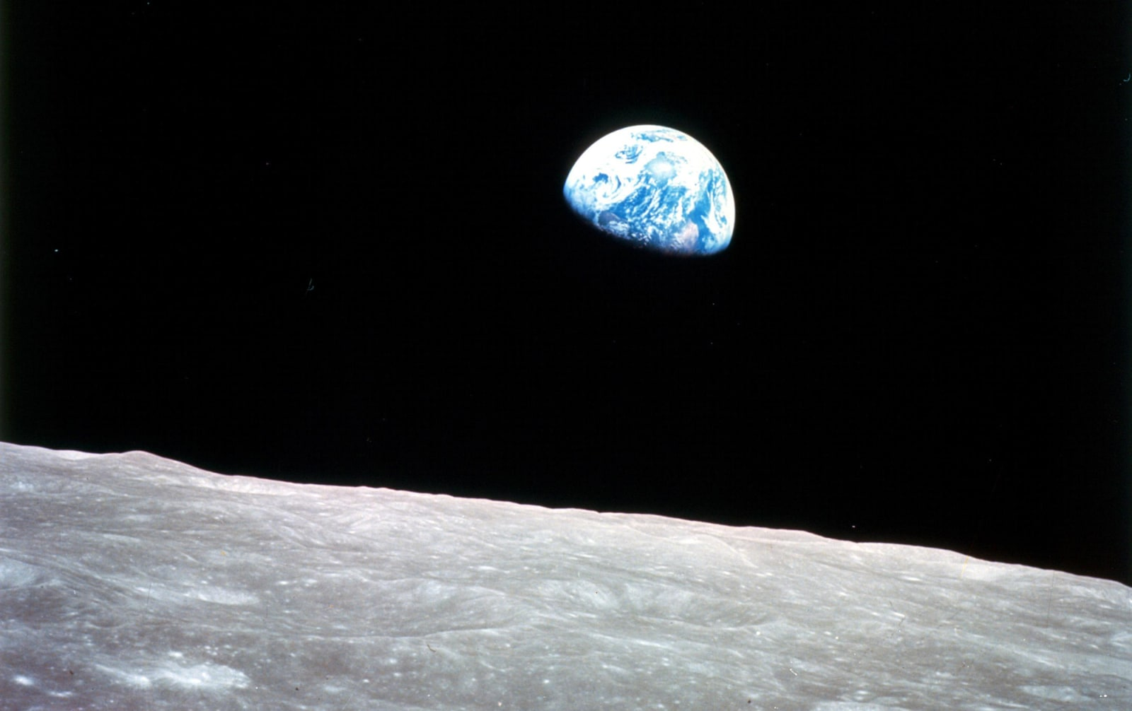 50 years ago, 'Earthrise' inspired the environmental movement
