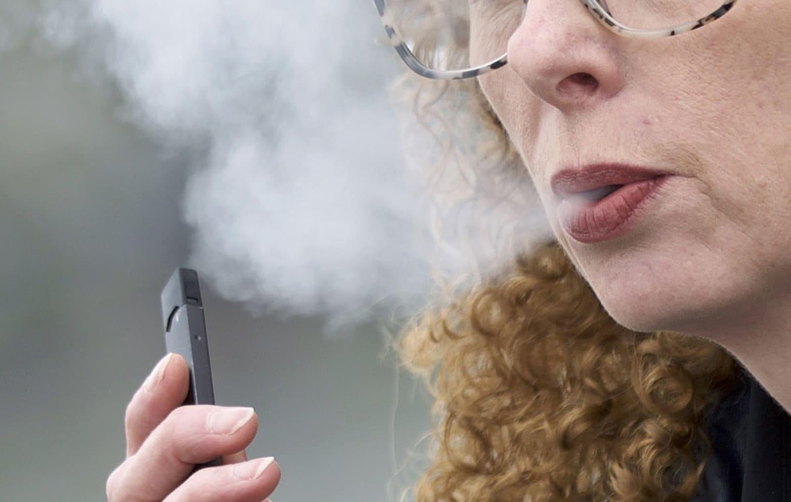 Walmart will reportedly stop selling e-cigarettes