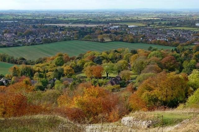 An autumn in the Chilterns - Princes Risborough, Buckinghamshire