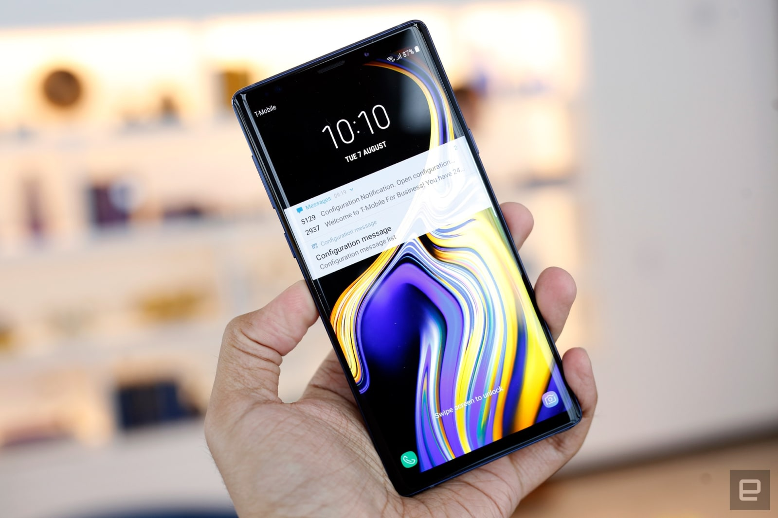 Samsung Galaxy Note 9 hands-on: All about the S Pen