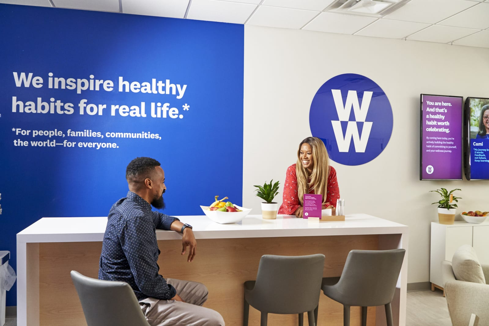 Weight Watchers is trying to avoid becoming the next Kodak