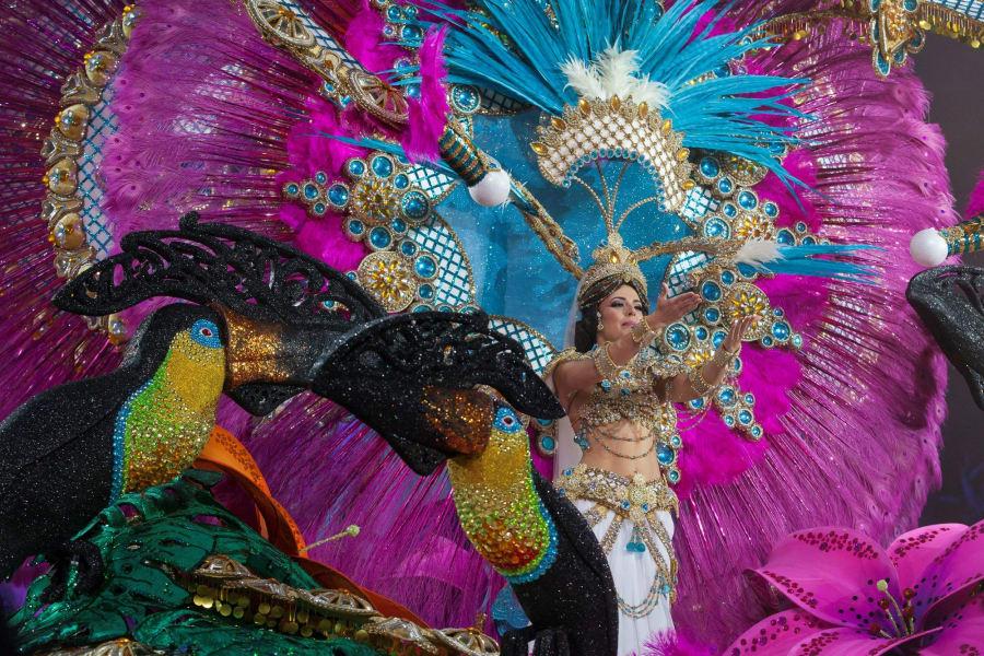 Resultado de imagen de minerva hernandez carnaval