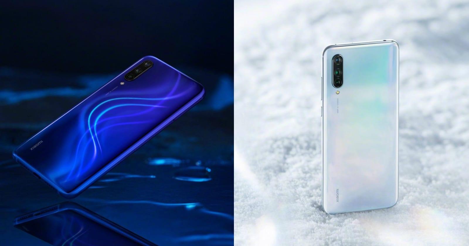 Xiaomi CC9 and CC9e