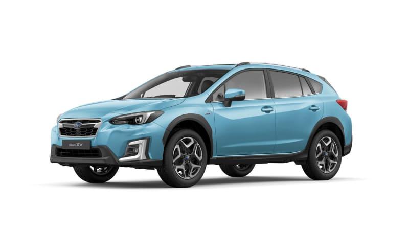 2020 Subaru Crosstrek: Specs, Equipment, Price >> Subaru Debuts Euro Spec Xv And Forester E Boxer Hybrids