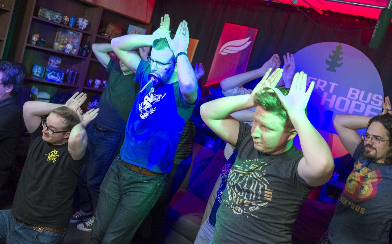 'Desert Bus' video game charity has raised nearly $80,000