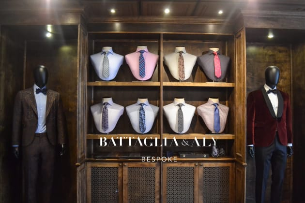 Belle gueule : tout sur l'expérience tailleur