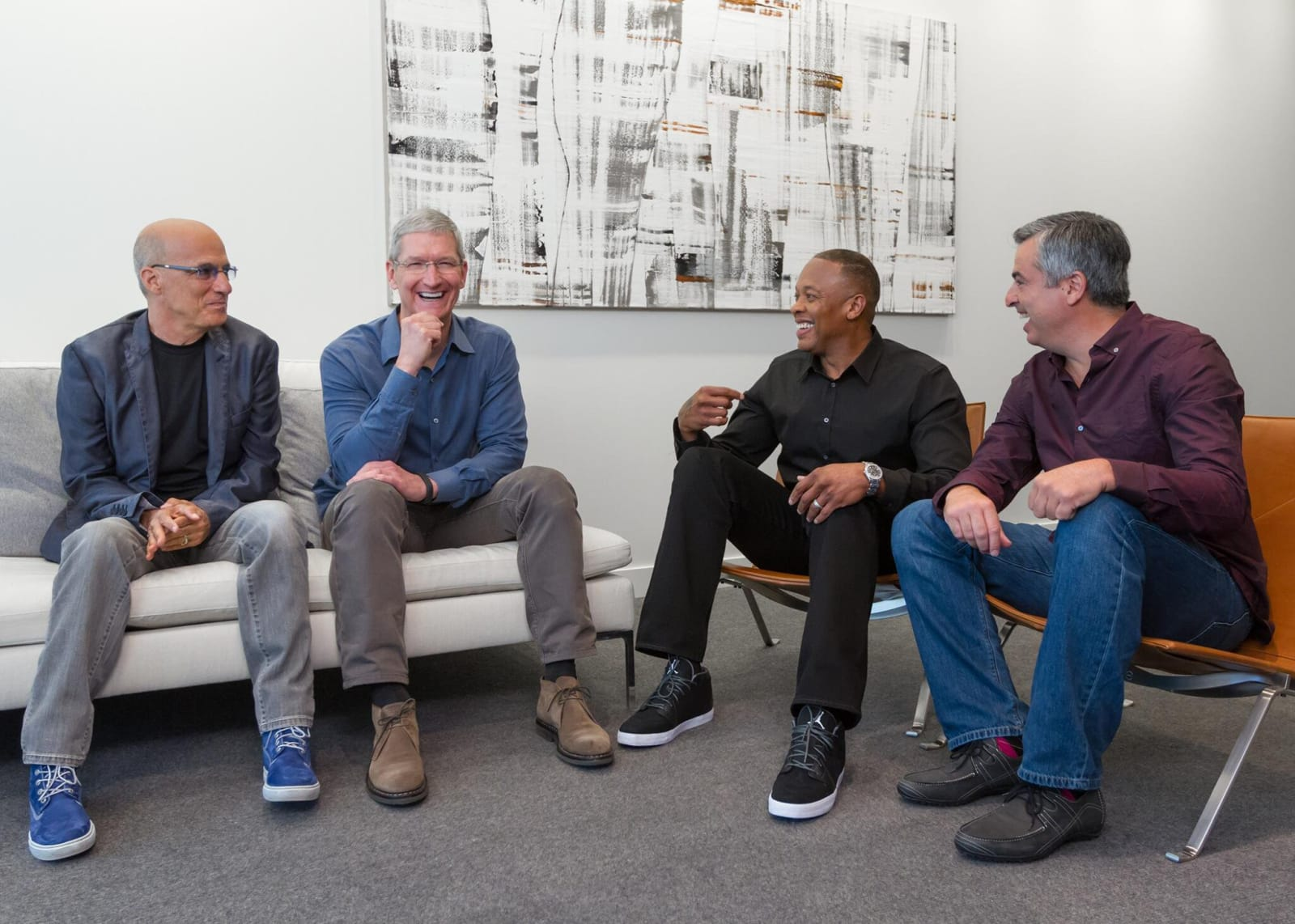 Apple's $3 billion purchase of Beats has already paid off