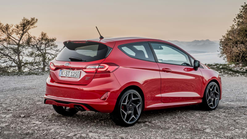 2019 Ford Fiesta St Road Test Review Autoblog
